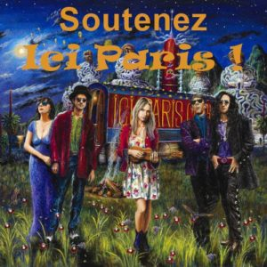 Ici Paris - Appel à soutiens pour sortir son nouvel album-Rock-Wide-Web